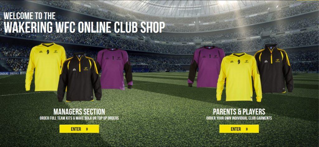 WFC Club Shop